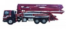 Liebherr 37z XXT Boom Pump
